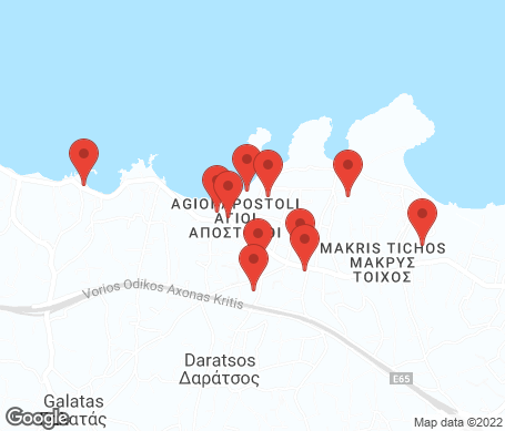 Karta - Agii Apostoli