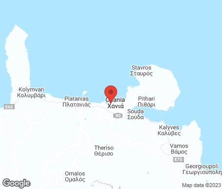Kartta - Nea Hora