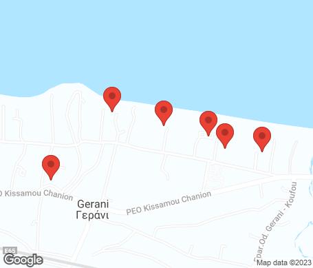 Kartta - Gerani
