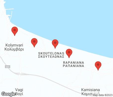 Kartta - Kolimbari