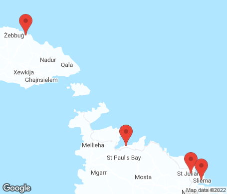 Karta - Malta