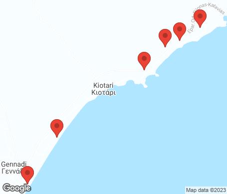 Kartta - Kiotari