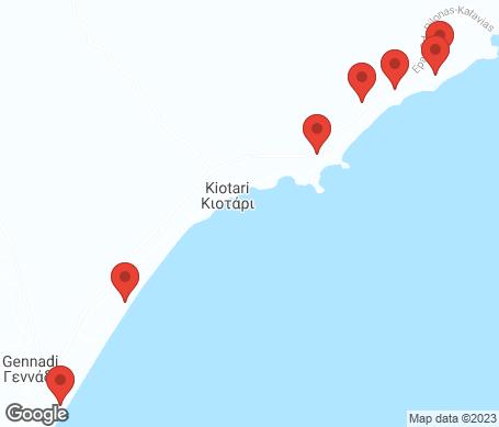 Karta - Kiotari