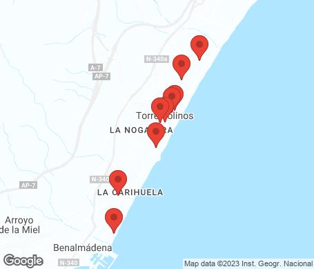 Karta - Torremolinos