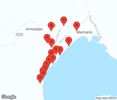 Kort - Marmaris
