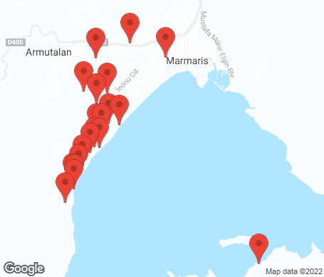 Karta - Marmaris
