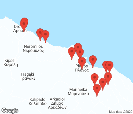 Karta - Tsilivi