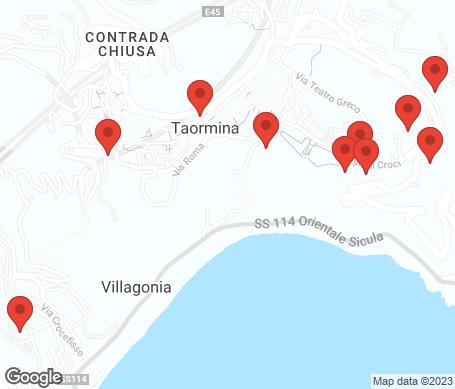 Karta - Taormina