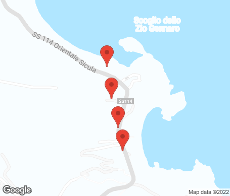 Karta - Taormina Mare