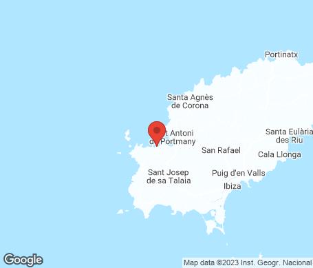 Karta - Port d'es Torrent