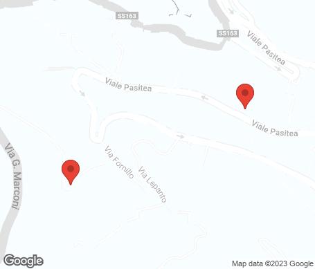 Kartta - Positano