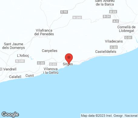 Karta - Costa Dorada