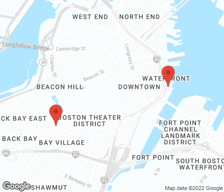 Kartta - Boston