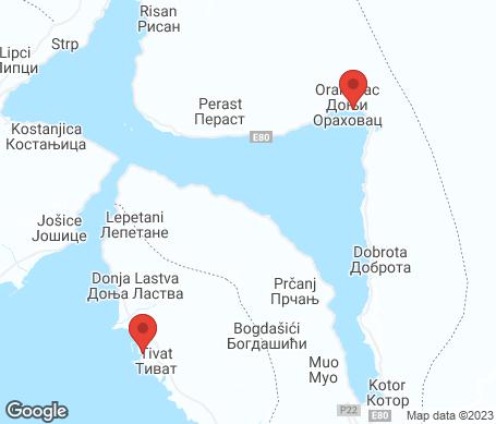 Karta - Kotor