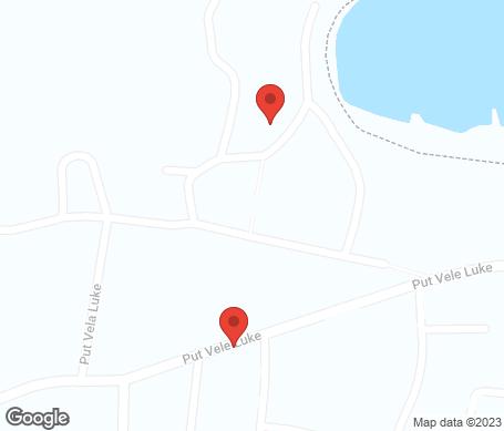 Kartta - Brac