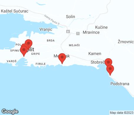 Karta - Split