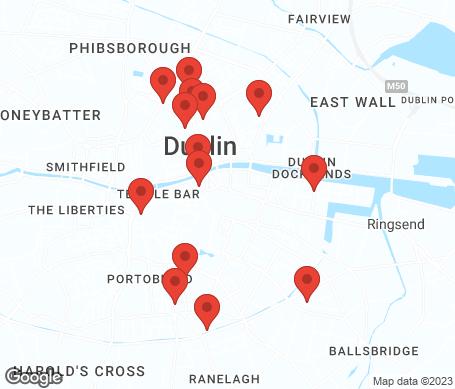 Karta - Dublin