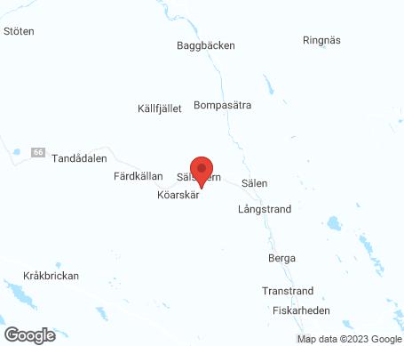 Karta - Sverige