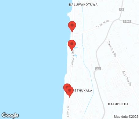 Karta - Negombo