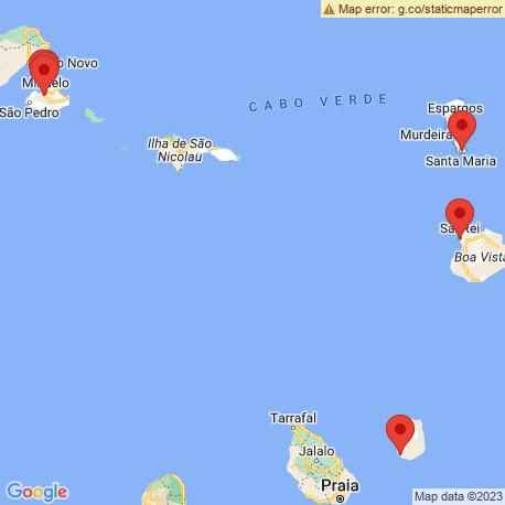 Карта чартеров – Кабо-Верде