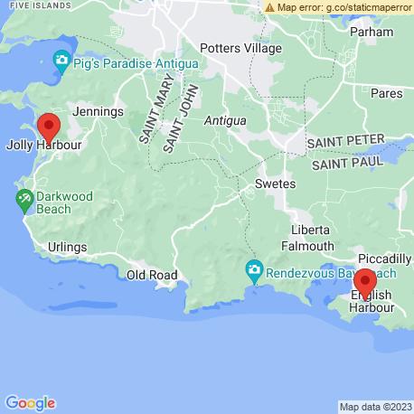 Карта рыбалки – Инглиш-Харбор