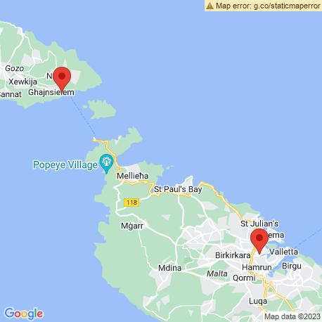 Карта рыбалки – Мджарр