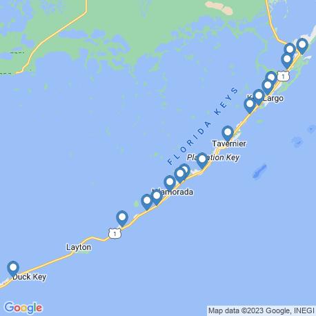 Карта рыбалки – Тавернье