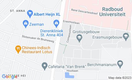 Nijmegen, GE, 6525 HP, Nederland
