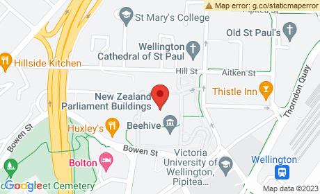 1 Museum Street, Pipitea, Wellington 6160, New Zealand