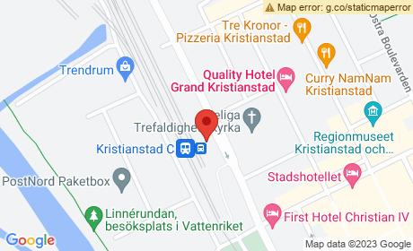 Västra Boulevarden 2 Kristianstad Skåne län 291 32