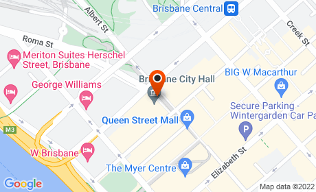 King George Square, Brisbane City, Queensland