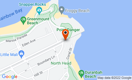 Point Danger, Tweed Heads, New South Wales
