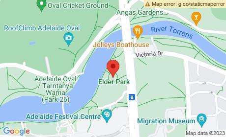 Elder Park Rotunda, King William Road, Adelaide, South Australia