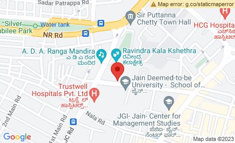 1st Cross Road, Kalasipalam New Extension, Sampangi Rama Nagar, Bengaluru, Karnataka 560002, India