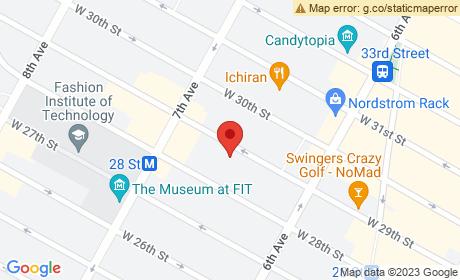 134 W 29th St, New York, NY 10001, USA