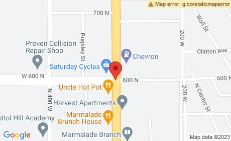 Capitol Hill, Salt Lake City, UT, USA