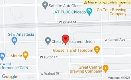 1901 W. Carroll Ave.  Chicago Illinois