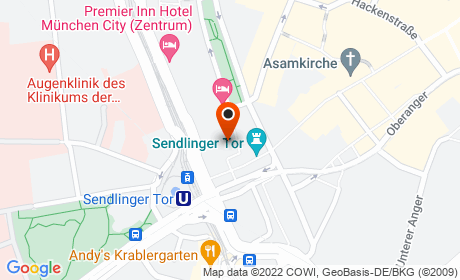12 Sendlinger-Tor-Platz München BY 80331