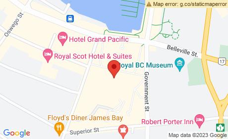 Legislative Assembly of British Columbia, Belleville Street, Victoria, BC, Canada