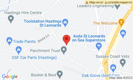 Swallow House, Theaklen Drive St Leonards TN38 9AZ United Kingdom