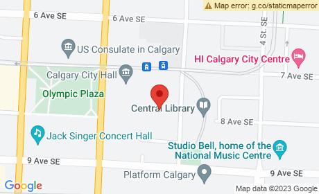 Calgary Municipal Building, Macleod Trail Southeast, Calgary, AB, Canada