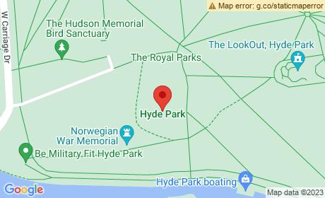 Hyde Park W Carriage Dr London W2 2UH United Kingdom