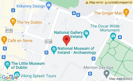 Leinster House, Kildare Street, Dublin 2, Ireland