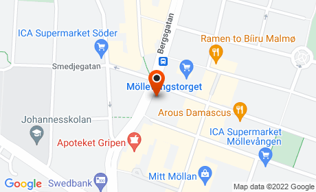 1 Möllevångstorget Malmö Skåne län null
