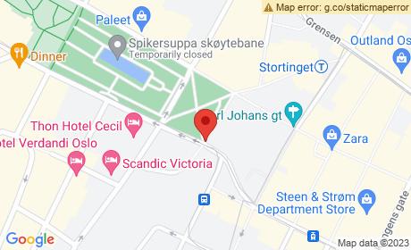 Eidsvolls plass, Oslo, Norway