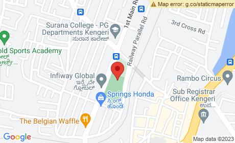 Stage I, Kengeri Satellite Town, Bengaluru, Karnataka 560060