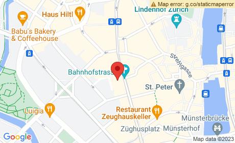 Bahnhofstrasse 39, 8001 Zürich, Schweiz
