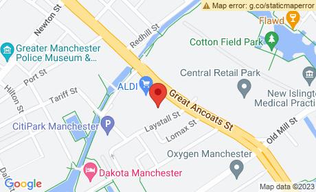 Urban Exchange, 100 Great Ancoats St, Manchester M4 6DE, UK