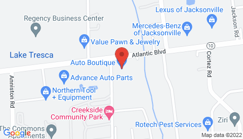 10100 Atlantic Blvd., Jacksonville Florida, 32225
