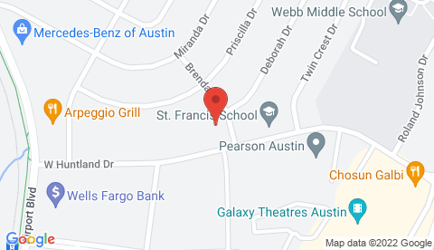 200 East Huntland Drive, Austin Texas, 78752
